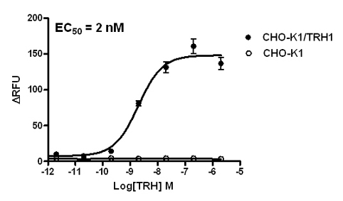 TRH1 Stable Cell Line-CHO-K1-Human